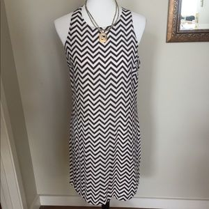 NWT Tinley Road fully lined slip dress. Size M